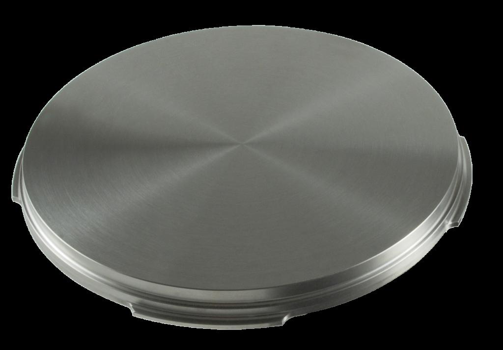Aluminium target