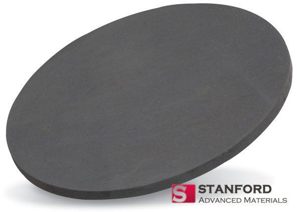 Black Iron Oxide Sputtering Target, Fe3O4
