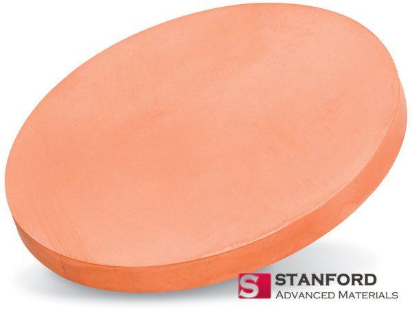 Chromium Copper (CrCu) Sputtering Target