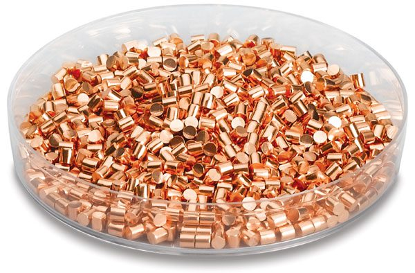 Copper Evaporation Materials
