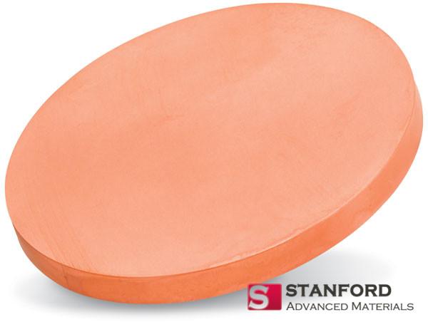 Copper Zinc Sputtering Target, Cu/Zn