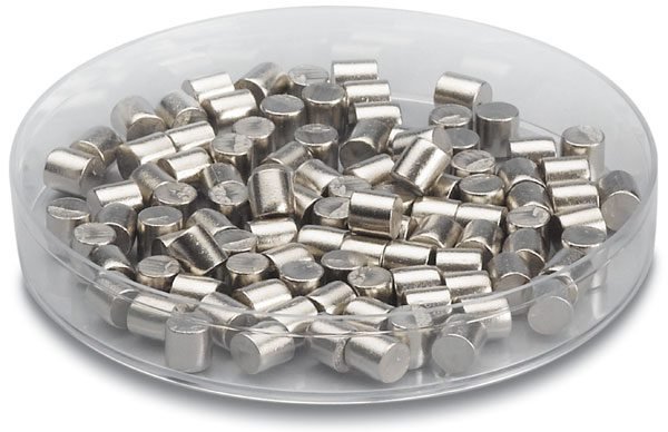 Palladium Evaporation Materials