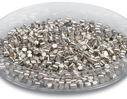 Pt evaporation materials