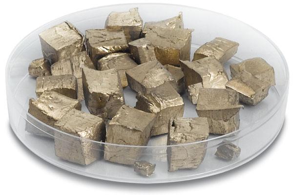 Ytterbium Evaporation Materials