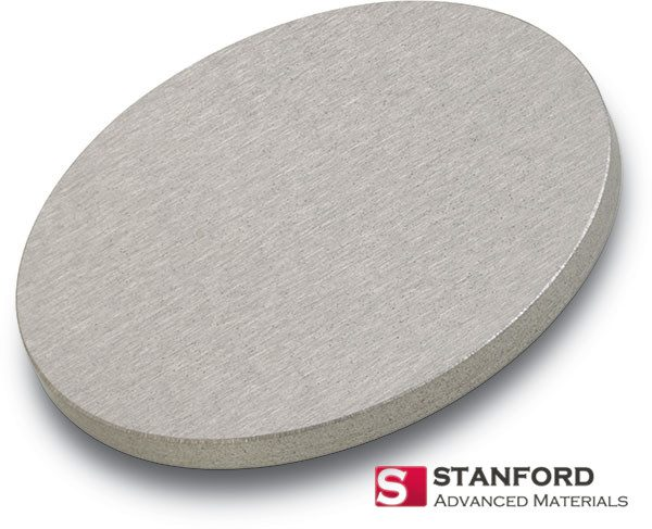 chromium silicide sputtering target
