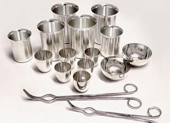 niobium hafnium alloy crucibles