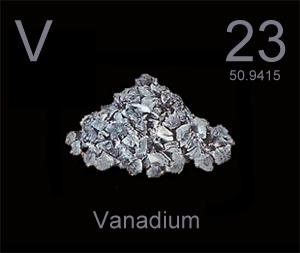 Vanadium