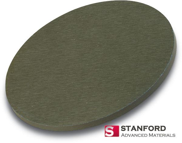 zinc oxide with alumina sputtering target