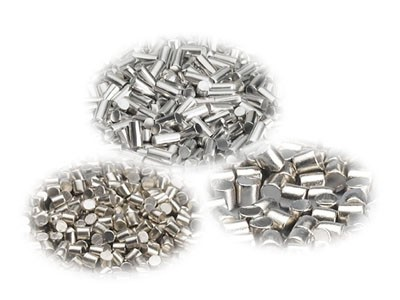 zinc tin evaporation materials