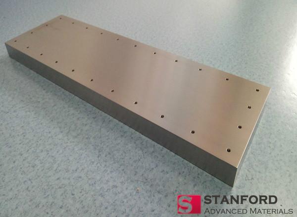 Planar Copper Sputtering Targets