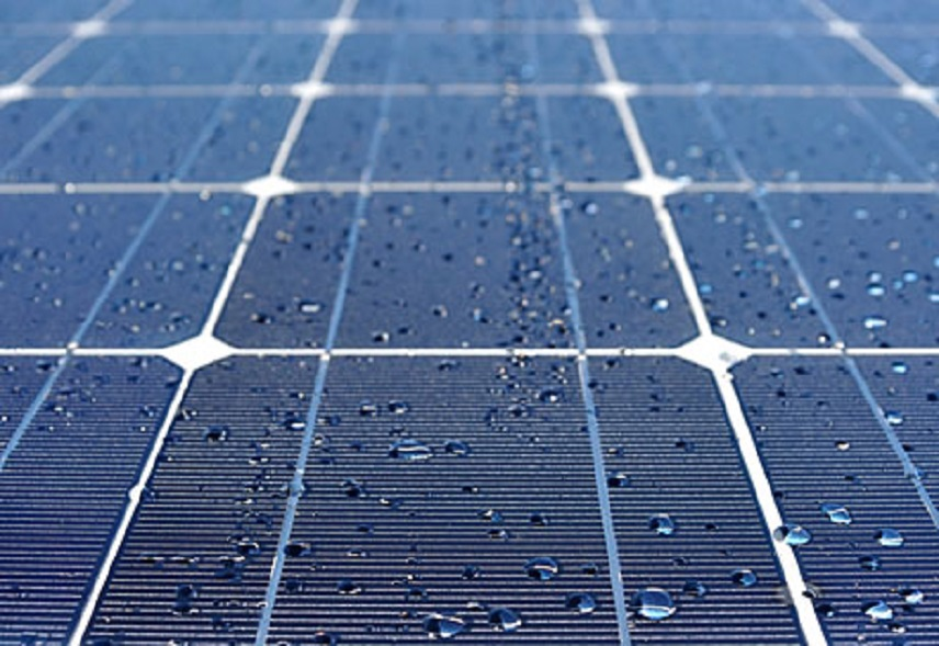 solar cell coating