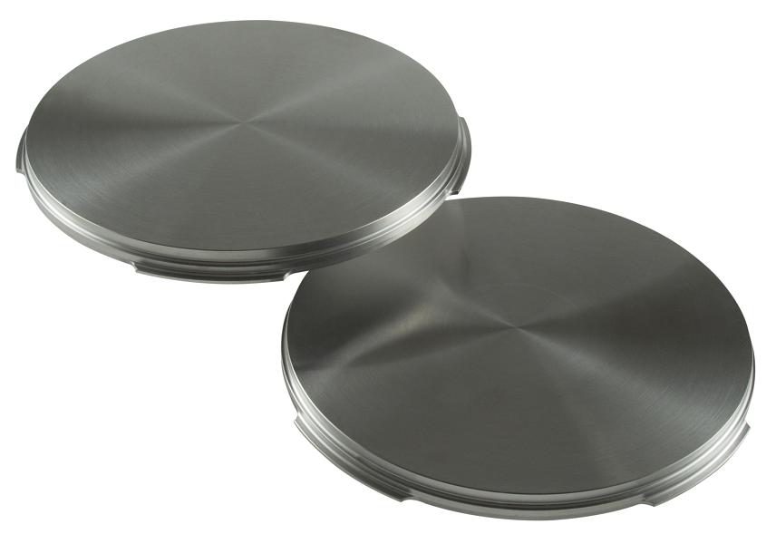 Aluminum titanium sputtering target