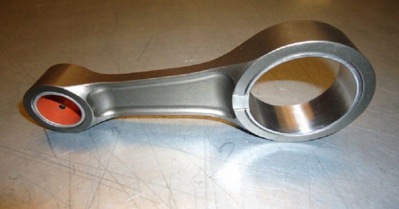 titanium connecting rod