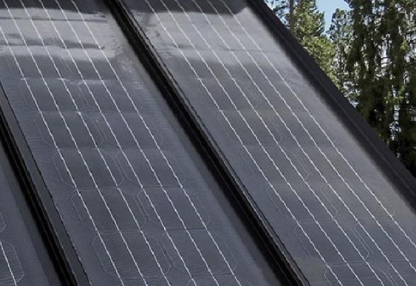 CIGS solar film