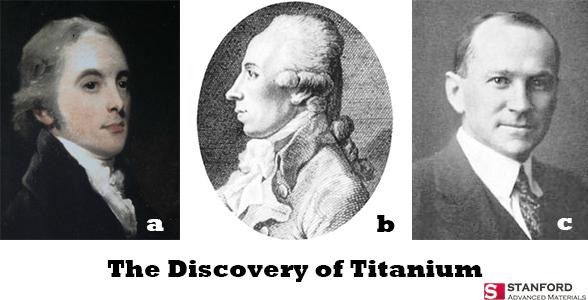 Titanium discovery contributors