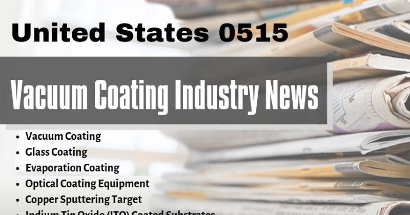 Vacuum Coating Industry News-0515
