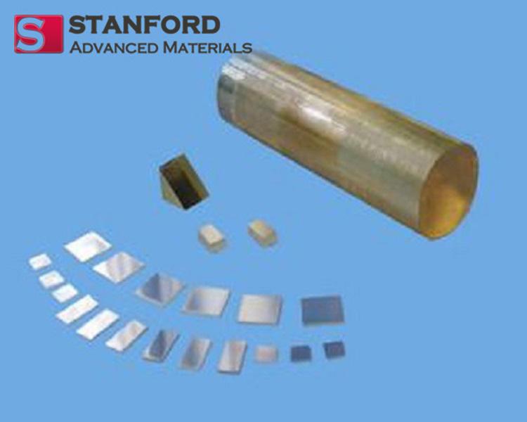 Rutile Titanium Dioxide Crystal Substrates
